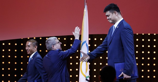 Back to Beijing for 2nd Olympics in 14 years