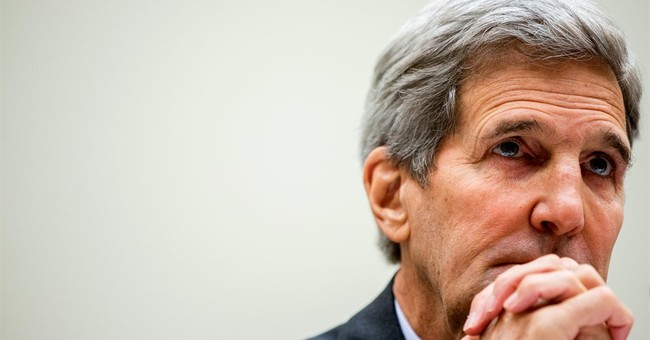 Kerry off to Mideast with Egypt, Iran deal, Syria on agenda
