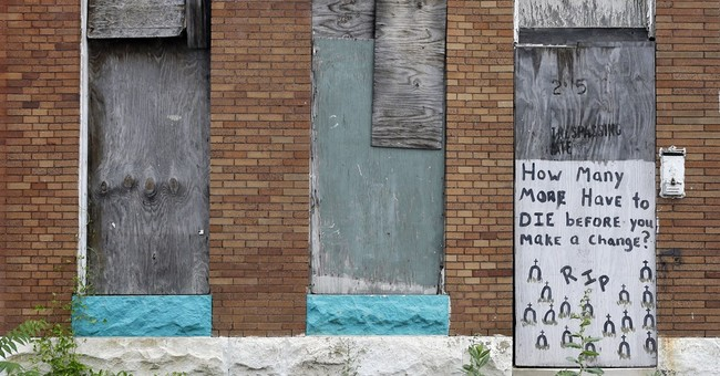 Baltimore killings soar to a level unseen in 43 years