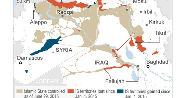 Despite bombing, Islamic State is no weaker than a year ago