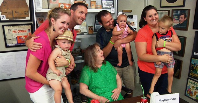 'Thelma Lou' transforms from 'Mayberry' local to legend