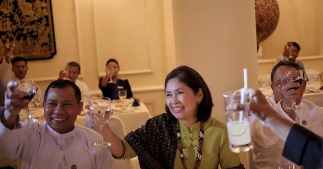 AP's Myanmar journalist Aye Aye Win retires after 25 years