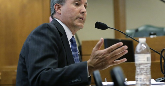 GOP doesn't rush to defend indicted Texas attorney general