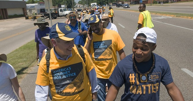 NAACP's 'Journey for Justice' protest march begins in Selma