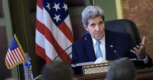 Kerry in Qatar to ease Arab concerns about Iran nuke deal
