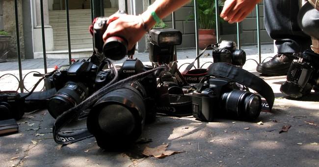 Mexico news photographer found slain in capital