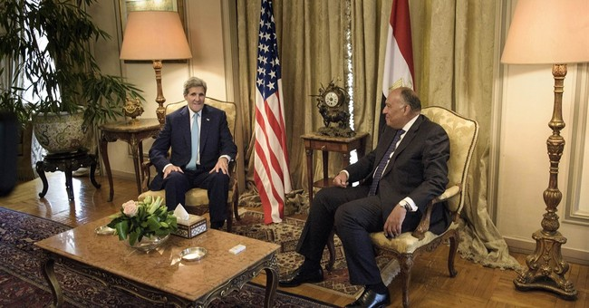US, Egypt resume formal security talks with Kerry visit