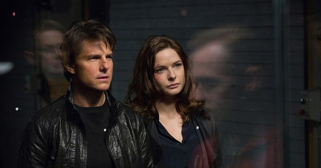 'Mission: Impossible' climbs to No. 1, 'Vacation' is a bust