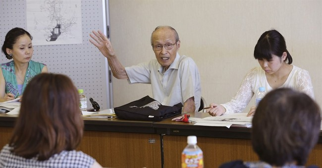 As A-bomb survivors age, Japanese pass storytelling to young