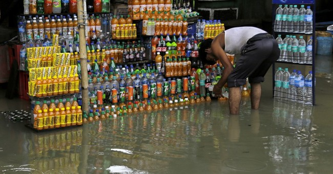 Monsoon rains kill more than 100 people in India