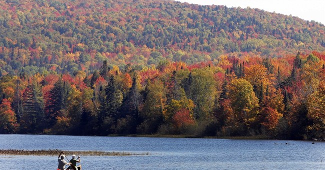 Canadian rivers: Solution to Northeast's high energy prices?