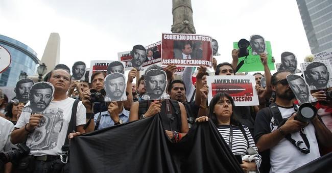 Gov't reaction criticized in case of Mexico slain journalist