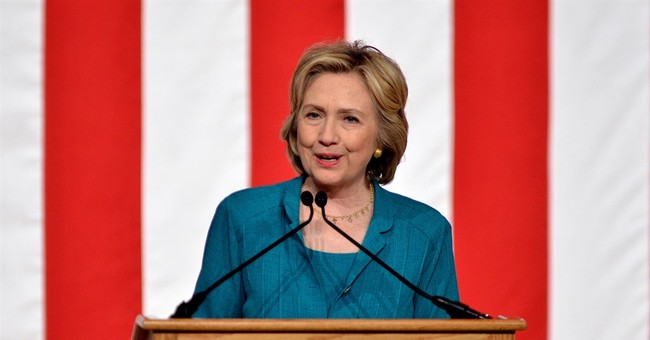 Clinton's presidential campaign raises profile with TV ads