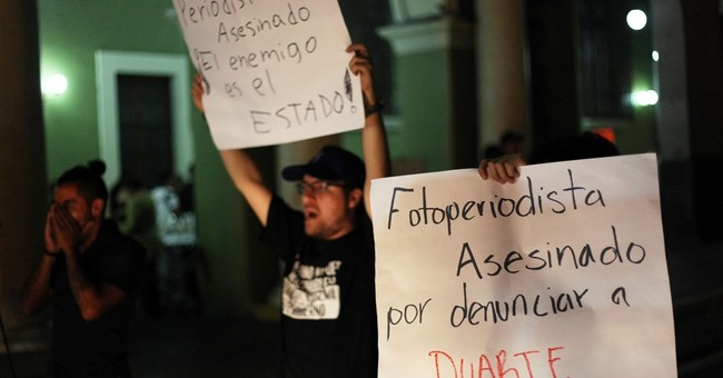 Gov't reaction criticized in case of Mexico slain journalist