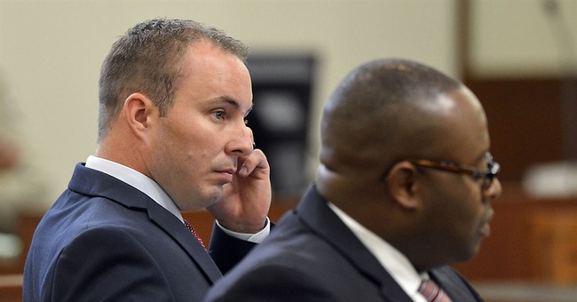 Prosecutor: White officer panicked before shooting black man