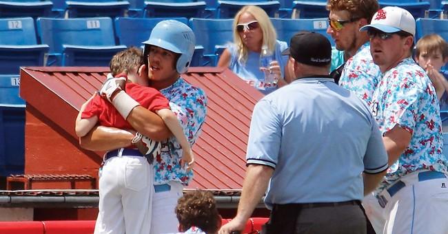 Coach, teammates fondly remember Kansas bat boy who died