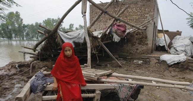 Death toll from Pakistan flash floods rises to 118