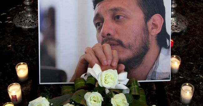 Arrest made in case of slain Mexican journalist, 4 women
