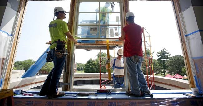 US construction spending rose a slight 0.1 percent in June