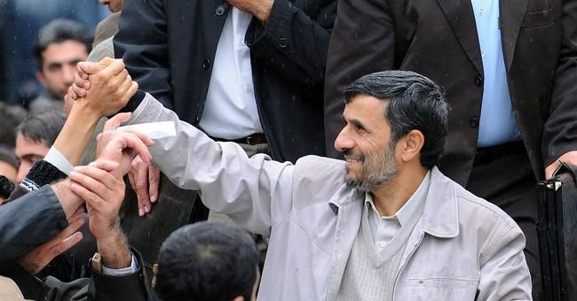 Iran's Ahmadinejad seeks political comeback