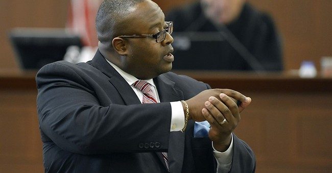 Focus on injuries in trial of officer in black man's death