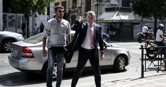 Greek stock market bloodbath as exchange reopens