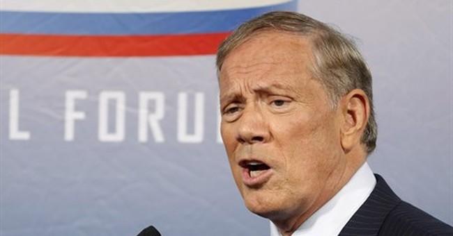 The Latest: Pataki says GOP must unite around ideas in 2016