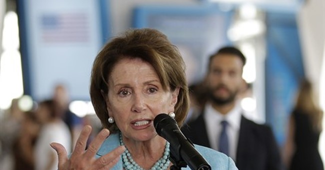 Pelosi praises papal climate encyclical during Italy visit