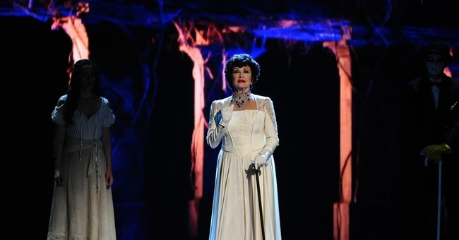 Chita Rivera tells young performers to lose the lip-syncing