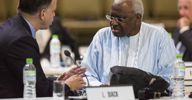 Diack fights back at allegations of widespread doping