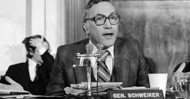 Former Pennsylvania Sen. Richard Schweiker dies at 89