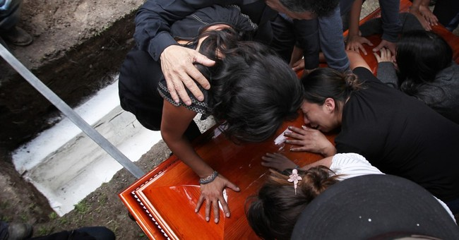 Arrest made in case of slain Mexican journalist, 4 women
