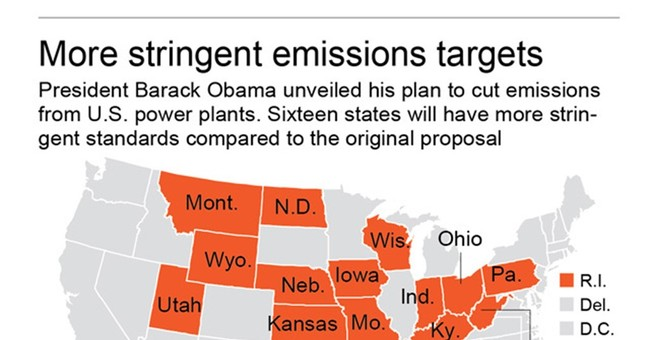 Q&A: A look at climate change plan and its impact on states