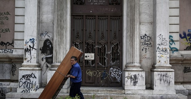 Total reboot: How to fix Greece's economy