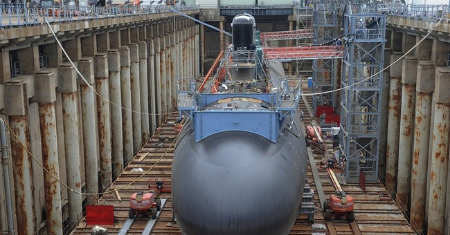 With new paint and grease, Navy tries to lengthen subs' life