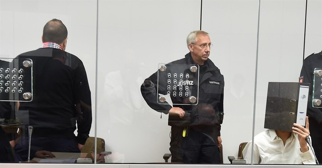 2 men on trial in Germany accused of joining Islamic State