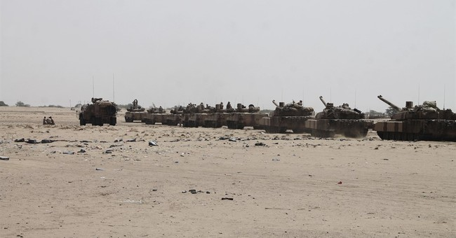 Officials: Pro-government troops take much of Yemen province