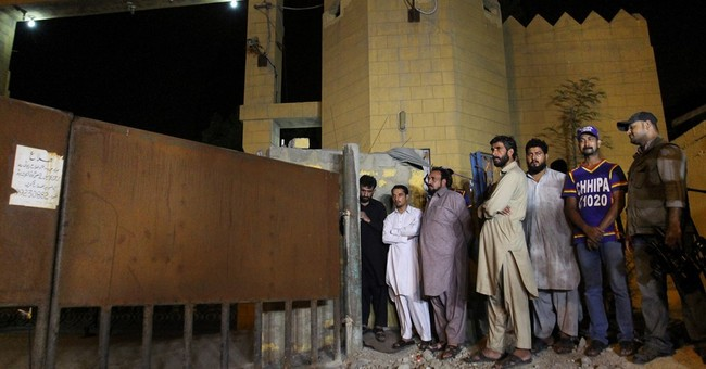 Pakistan hangs man that family says was convicted as a minor