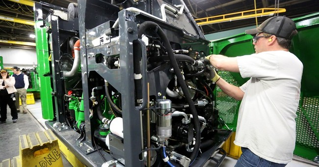 US factory orders advance 1.8 percent in June