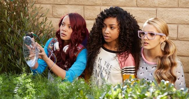 Tween series 'Project Mc2' puts smart girls in the spotlight