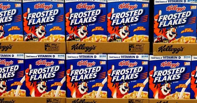 Kellogg's US breakfast business shrinks again