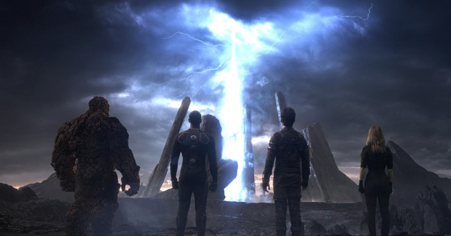 Review: Nothing remotely fantastic about 'Fantastic Four'