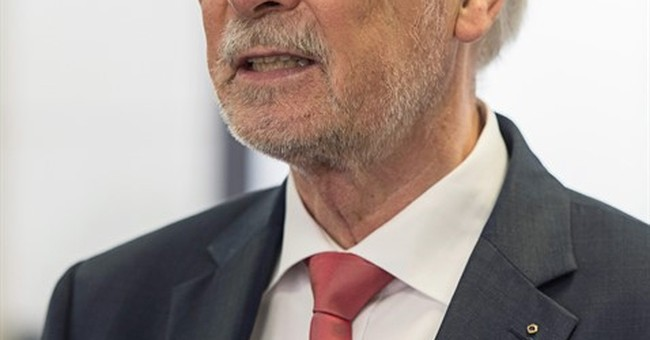 Germany's top prosecutor fired over treason probe