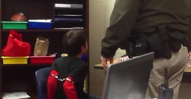 Shackling video ignites debate on school discipline