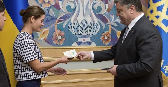 Ukraine grants citizenship to Russian given government job