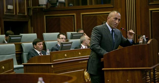 Kosovo passes law on war crimes court