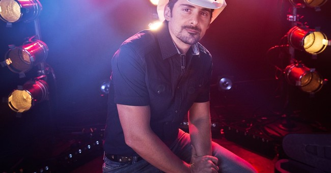 Brad Paisley to mentor on 'Voice' with Blake Shelton