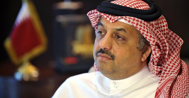 AP Interview: Qatar's FM urges 'serious dialogue' with Iran