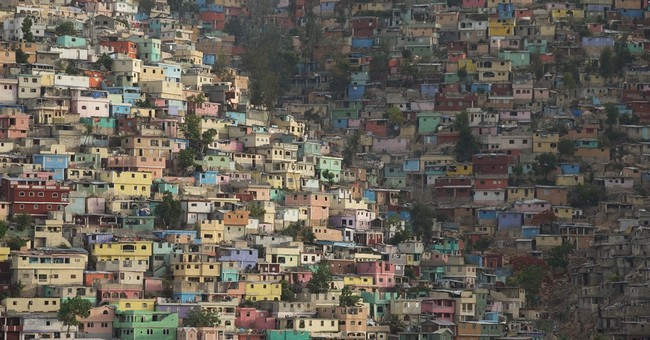 AP PHOTOS: 5 years after quake, Haitians turn ruins to homes