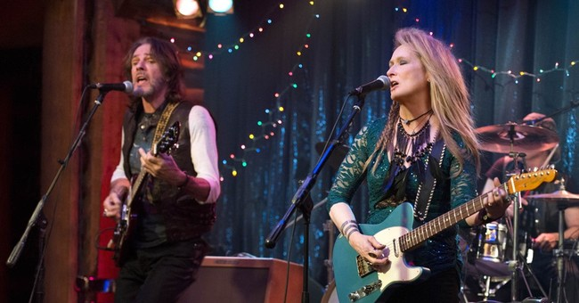 Streep finds her inner rocker in  'Ricki and the Flash'